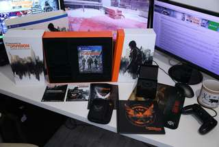 Tom Clancy The division Sleeper Agent Edition