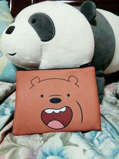 We Bare Bears - Grizzly Coin Purse