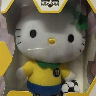 Hello Kitty球迷公仔