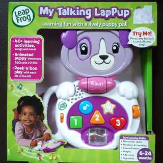 *Repriced* Leap frog My Talking Lappup