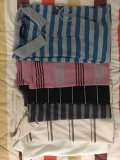 6 Polo simple and casual