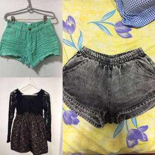 FREE ASSORTED CLOTHING