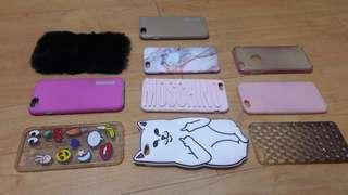 iphone 6/6s plus phone cases (10 pcs)