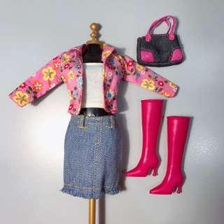 Barbie Vintage Fashion Pack