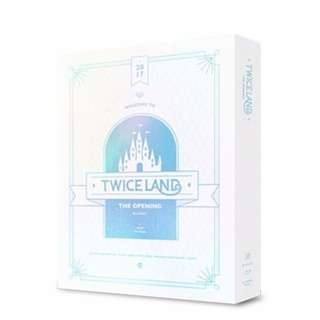 TWICE - TWICELAND THE OPENING ENCORE BLU-RAY DVD