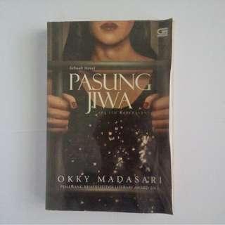 Novel Pasung Jiwa