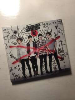 5 Seconds of Summer - Self Titled Album