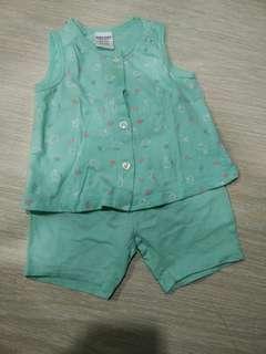 Baby Kiko Top n Shorts