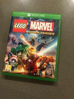 Lego heroes Marvel