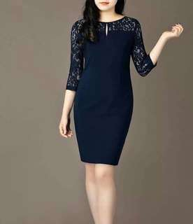 Corporate Lace Dress