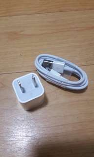 Iphone Charger (cable and adaptor) original