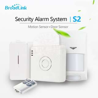 Broadlink S2 Security Kit (Motion Sensor, Door Sensor) IFTTT Smart Automation