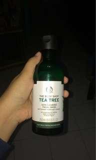 Tea Tree Facial Fash