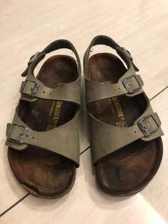 🚚 BIRKENSTOCK兒童涼鞋-正品