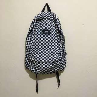 Vans Checkerboard Bagpack