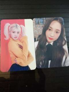WTT/WTB/WTS MOMOLAND GREAT photocards