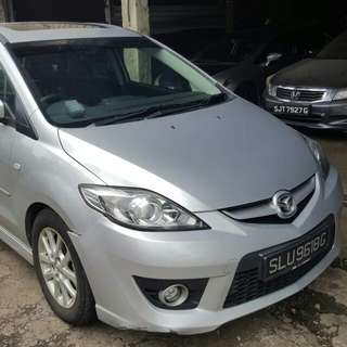 MAZDA 5 2.0(A) 2008 SUNROOF