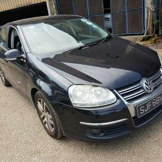 VW JEETTA 1.4TSi 2008