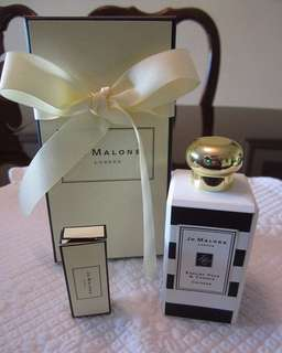 jo malone english pear limited edition 100 ml original box