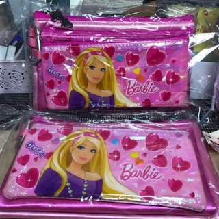 [INSTOCK] BARBIE PENCIL CASE / Wallet