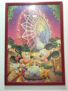 1000 Piece Mickey and Minnie Mouse Puzzle