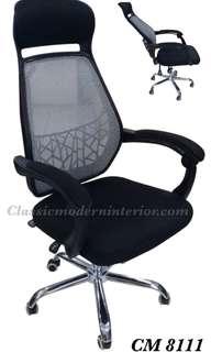 Office Chair Recliner Cm 8111