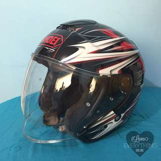 Shoei J-Cruise Cleave Helmet (L)