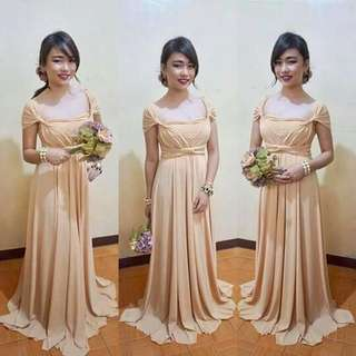 FLASH SALE INFINITY DRESS ONLY 380PHP (LIMITED STOCKS ONLY)