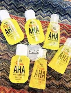 AHA Whitening Body serum