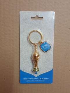 2018 FIFA World Cup Trophy Keychain (Limited Edition)