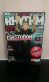 Drum Magazine Rhythm ft Brann Dailor (Mastodon)