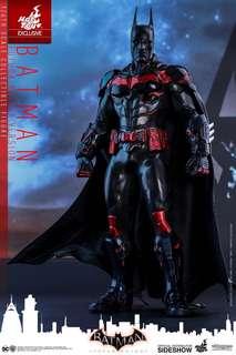 Hot toys Arkham Knight Batman (Futura Version)