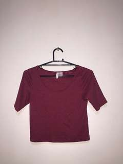2 H&M Crop Tops for 400