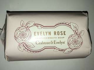 Crabtree & evelyn bath soap