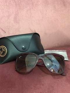 Ray ban glitter sunglasses