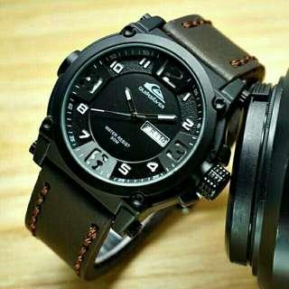 Quicksilver original jam tangan pria