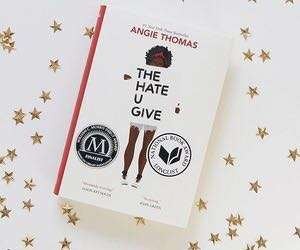 The Hate U Give by Angie Thomas (instock preloved)