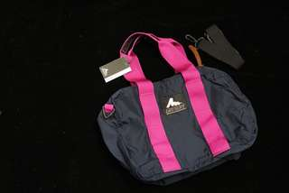 Gregory duffle xs navy/berry