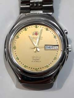 ORIENT CRYSTAL Automatic watch  Bezel 35mm