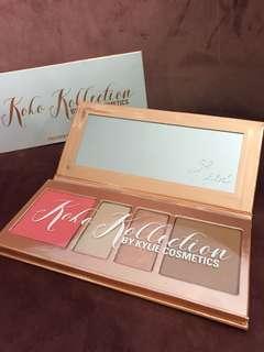 Kylie Cosmetics koko face palette
