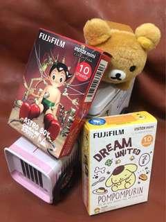 Fujifilm 即影即有相紙(阿童木/布甸狗)