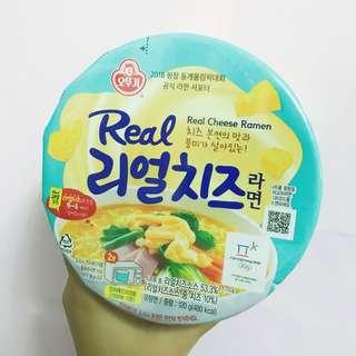 韓國芝士杯麵