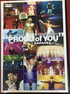 "Andy ""proud of you"" DVD concert"