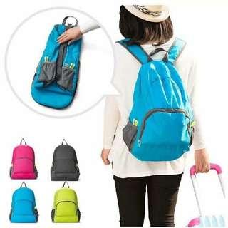 Foldable Backpack