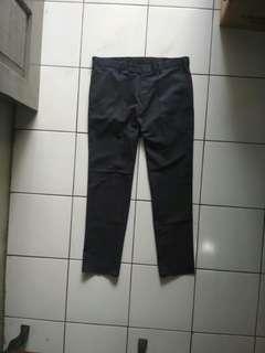 Workpants UNIQLO Blacklabel size fit 32