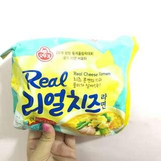 韓國芝士公仔麵