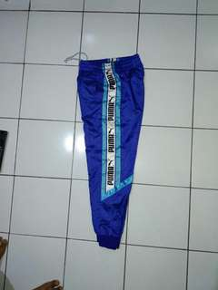 Trackpants PUMA tapped size 30 s.d 33