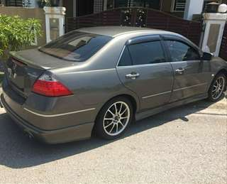 Honda Accord 2.0L (A) Sambung Bayar Bayar /Car Continue Loan