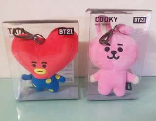 Bts BT21 Cooky TATA