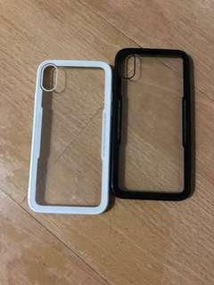 TAKE ALL! Brand New - Iphone X Glass Tempered Case